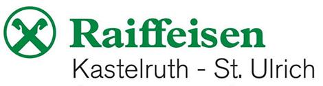 Hauptsponsor Raiffeisenkasse Kastelruth-St. Ulrich